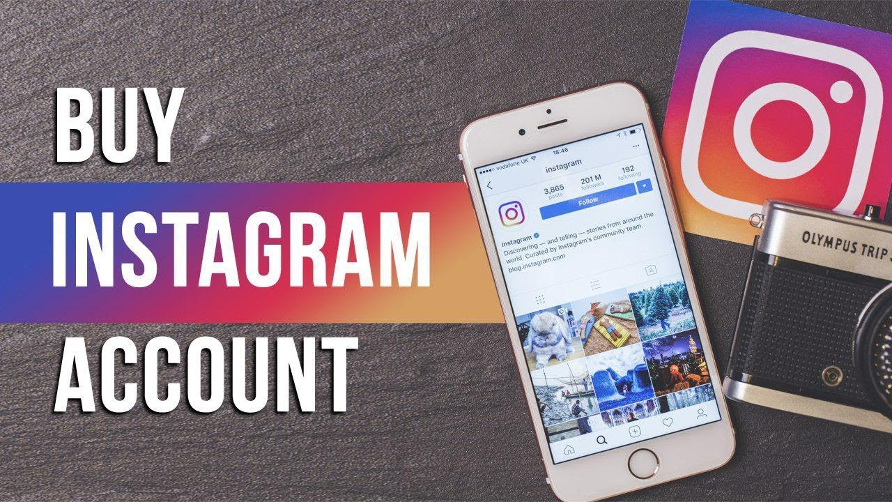 Buy Instagram Account