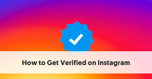 How to Verify Instagram Account